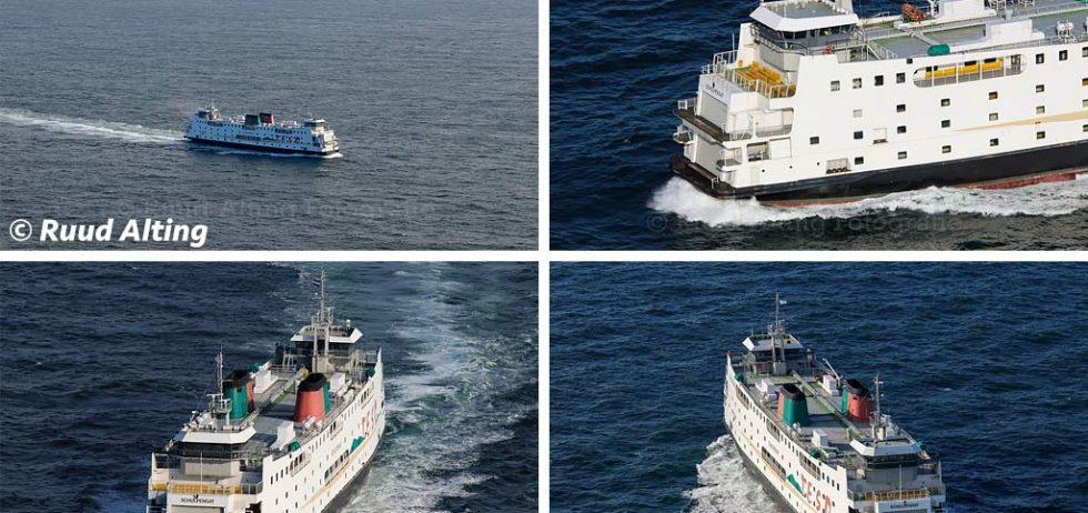 Fotoserie Schulpengat op Zee