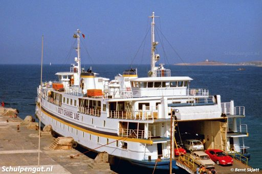 Texelstroom (1966) – Lossen op Malta (augustus 1998)